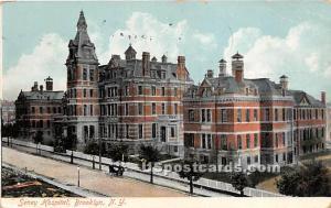 Seney Hospital Brooklyn NY 1907