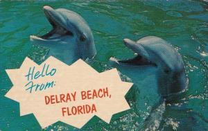Florida Delray Beach Hello From Delray Beach