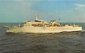 5672 M. S. Sunward, Norwegian Caribbean Lines
