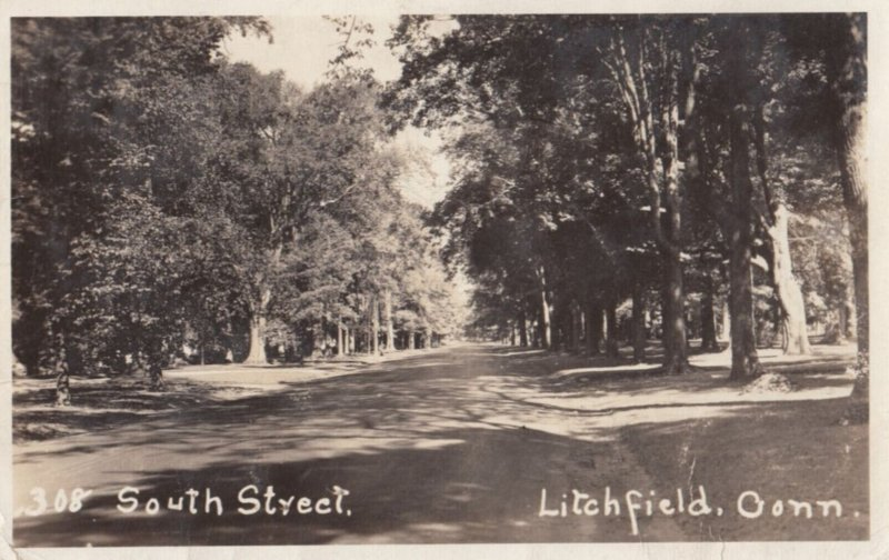 RP: LITCHFIELD , Conn. , 1939 ; South Street