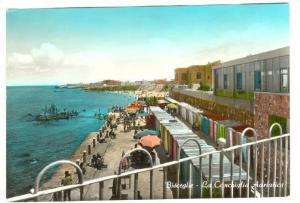 RP; Hand-Colored, La Conchiglia Adriatica, Bisceglie, Puglia, Italy, 10-20s