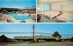 7341  VA Waynesboro     DeLuxe Motor Court  Motel