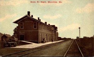 Missouri Marceline Santa Fe Depot