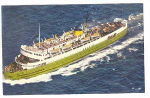 C.N.R. Car Ferry Abegweit, New Brunswick, Canada, 40-60s