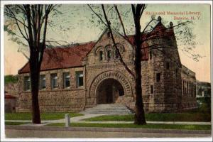 Richmond Memorial Library, Batavia NY