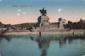 Germany Koblenz Deutsches Eck