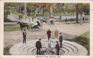 Indiana Marion Matters Park 1916