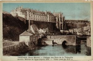 CPA Thouars - Chateau des Ducs de la Tremoille (638975)