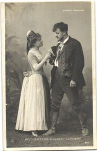REICHEMBERG & ALBERT LAMBERT CPA Artiste Theatre Star (12466)