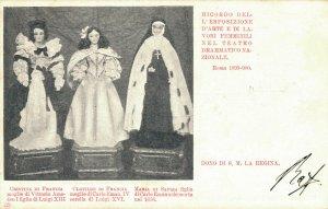 Italy Ricordo Dell'esposizione D'Arte E Di Lavori Femminili Roma 1899-1900 04.48