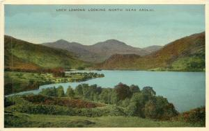 Ardlui~Loch Lomond Looking North 1920