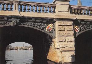 Netherlands Magere Brug Bridge River Pont