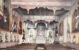 PORTLAND , Oregon , 1900-10s ; Chapel, Monastery of the Precious Blood, Monta...