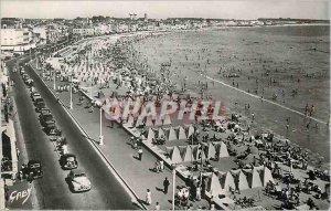 Modern Postcard Les Sables d'Olonne (Vendee)