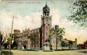 OH - Cleveland. Central Armory