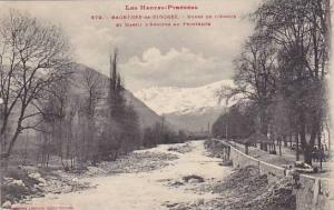 Bagnères-de-Bigorre (Hautes-Pyrénées), France, 1900-1910s : Bords de L'Adour