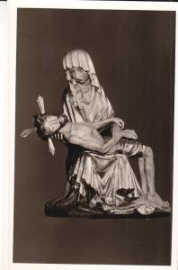 German - Pieta Wood Carving at Wasseralfingen