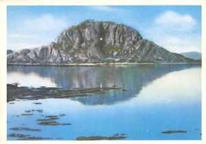 Norway Old Vintage Antique Post Card Torghatten Nordland Unused