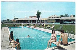 Huck Finn Motel, Horseheads NY