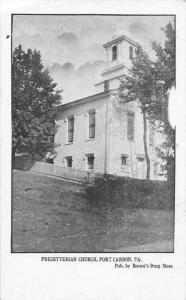 19762 PA, Port Carbon, Presbyterian Church