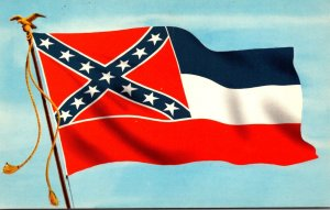 Mississippi Official State Flag