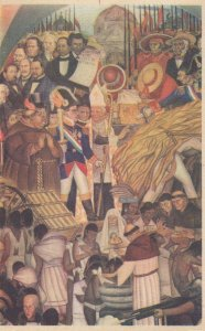 The Reform , Baptism of the Indians , Mexico , 1930s
