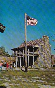 Fort Osage Sibley Missouri
