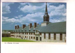 Le Chateau, St Louis, Cape Breton Nova Scotia, Continental Card, Urquhart