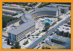 Spain Costa Dorada Tarragona Cambrils Hotel Cambrils Princess