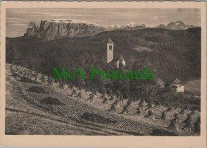 Austria Postcard - Dolomiten Landschaft - St Jakob 1115m.Bei Oberbozen RR11019