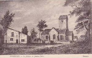 France Domremy La Maison de Jeanne d'Arc