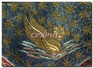 Postcard Modern Ravenna Mausoleum of Galla Placida The symbol & # 39evangelis...