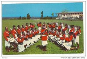 Fiji Military Forces Band, 40-60s
