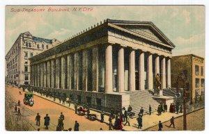 Sub-Treasury Building, N.Y. City