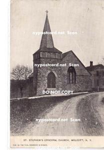 St Stephen's Episcopal Church, Wolcott NY