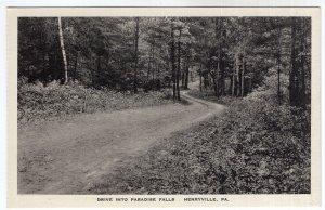 Henryville, Pa., Drive Into Paradise Falls