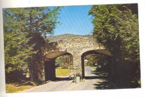 Conference Center Entrance, Montreat, North Carolina, 1940-1960s