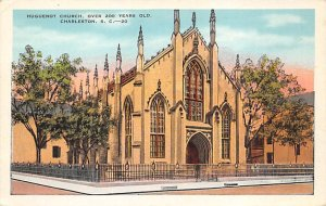 Huguenot Church Charleston, South Carolina