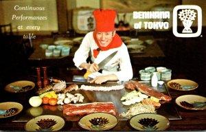Pennsylvania Bala Cynwyd Benihana Of Tokyo Restaurant