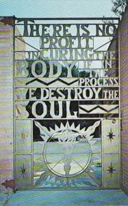 California Duarte City Of Hope Entrance Gate