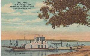 PORTAGEVILLE, Ferry Landing, Montana, 30-40s