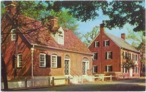 Vogler Houses Salem Winston-Salem North Carolina NC
