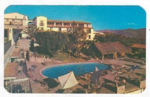Bird's Eye View, Swimming Pool, Hotel de la Borda, Taxco, Guerrero, Mexico, 4...