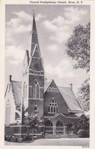 New Jersey Avalon Central Presbyterian Church 1962