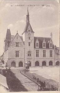 LIBOURNE, L'Hotel de Ville, Gironde, France, 00-10s