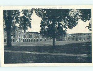 Pre-Chrome SCHOOL SCENE Grinnell Iowa IA AH0160