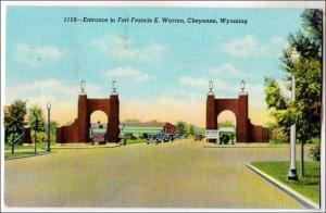 Fort Francis E. Warren, Cheyenne Wyo