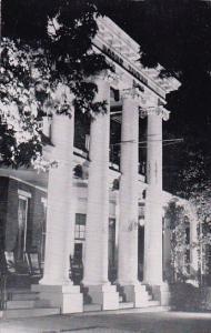 Boone Tavern Of Berea College Berea Kentucky 1959