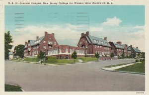 NEW BRUNSWICK, New Jersey, 30-40s; Jamison Campus, New Jersey College for Women