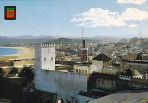 Sultans' Old Palace At The Casbah, TANGER, Morocco, Africa, 1950-1970s